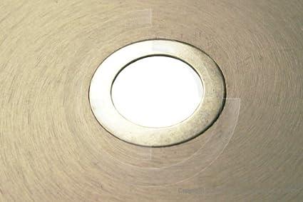 25,4mm Adapterringe Reduzierringe f/ür Kreiss/ägebl/ätter Diamantscheiben 25,4x22,2