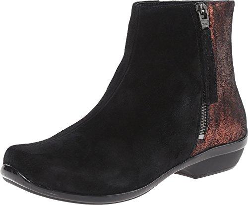 Dansko Women's Otis Boot - Black Kid Suede - 39 M EU / 8....