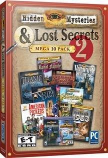 Encore 37710 Hidden Mysteries & Lost Secrets Mega Pack Volume 2 Amr