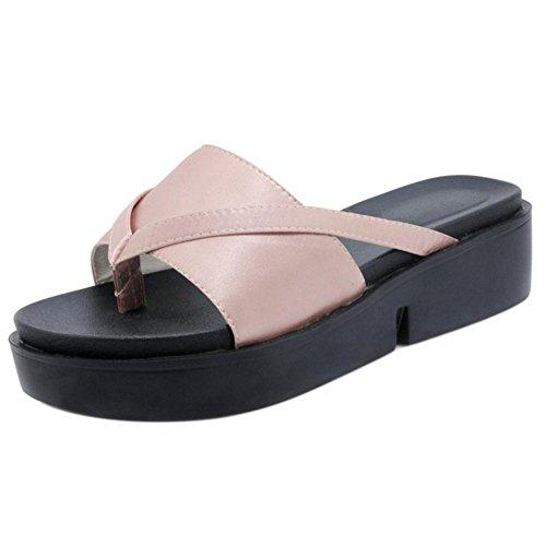 Taoffen Damesschoenen Mules Sandalen Schoenen Roze