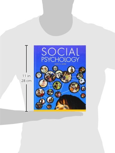 social psychology david myers 11th edition pdf
