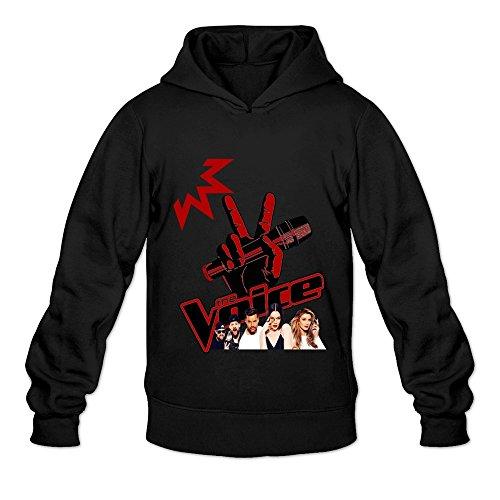 Men's The Voice Tv Show Logo Sweater Size L -