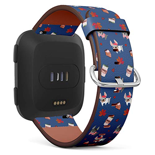 french bulldog fitbit band - 5