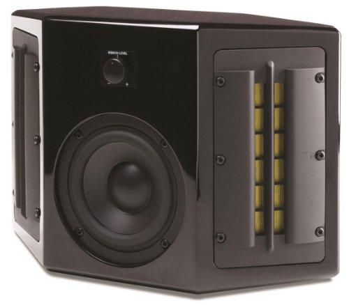 Sunfire CRM-2BIP Cinema Ribbon On-Wall Bi-pole Surround Speaker - Each (Black)