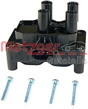 Metzger 0880172 Zündspule Auto