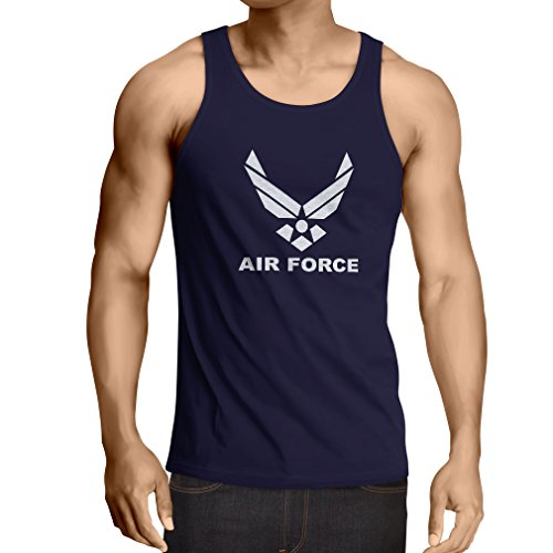 Vest United States Air Force (USAF) - U. S. Army, USA Armed Forces (Medium Blue White)