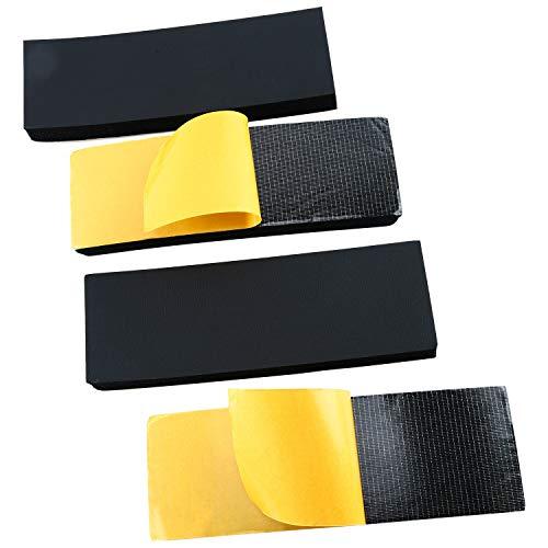 8MILELAKE Garage Car Door Bumper Guards 4 Pack High Density Door Bumper & Edge Protector by 8MILELAKE (Image #7)