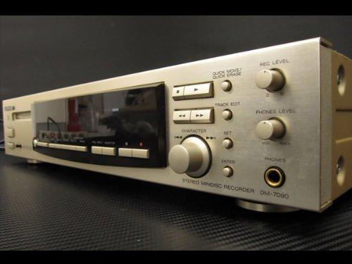 ケンウッド KENWOOD DM-7090 MDレコーダー B00F4SR8X0