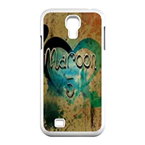 C-EUR Customized Maroon 5 Pattern Protective Case Cover for Samsung Galaxy S4 I9500