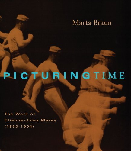 Picturing Time: The Work of Etienne-Jules Marey (1830-1904)