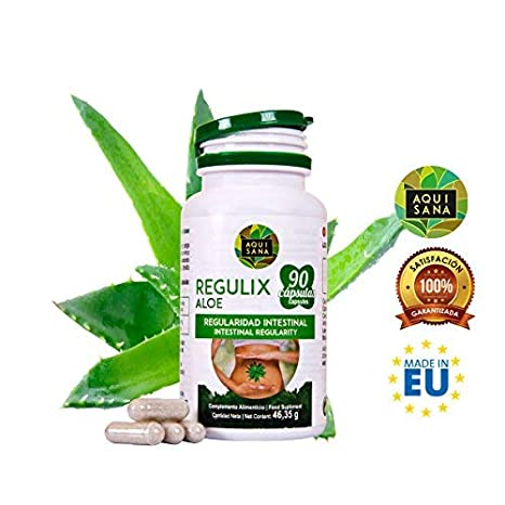 Amazon.com: Natural Detox Cleanse, effective plant based dietary supplement with aloe vera, purify & detoxify, 100% natural, 90 capsules by AQUISANA: Health ...