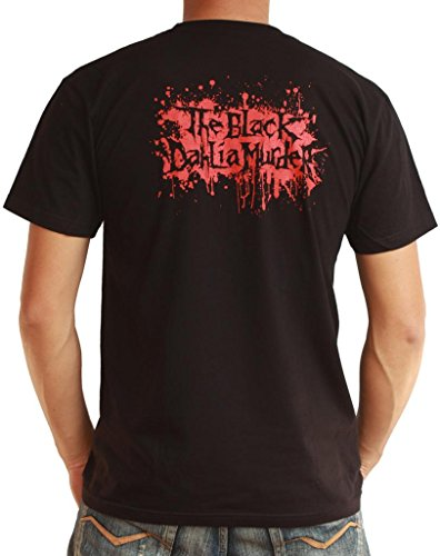 TBDM The Abominable Dr Phibes - The Black Dahlia Murder T-Shirt Large Black
