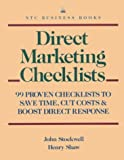 Direct Marketing Checklists 9780844232249
