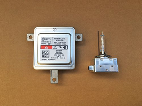 41597 Xenon BALLAST HID D3S BULB KIT CONTROL UNIT (Light Unit Kit)