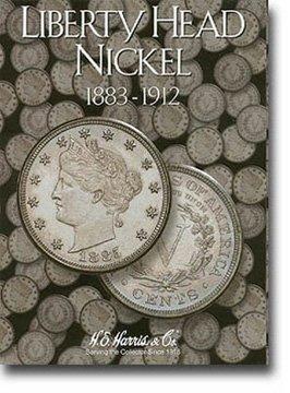 Nickel Liberty Head (Harris Coin Folder - Liberty Head Nickel Folder 1883-1912 - Ref#8HRS2677)