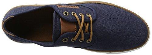 camel active Racket 14, Zapatillas para Hombre Azul (navy 05)