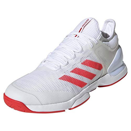 adidas Mens Adizero Ubersonic 2 Tennis Shoe