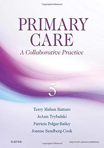 Primary Care: A Collaborative Practice -  Buttaro, Terry Mahan, Ph.D., 5th Edition, Hardcover