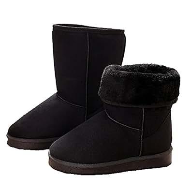 Amazon.com | HAPPYLIVE SHOPPING Women's Winter Snow Heavy