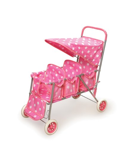 American Girl Bitty Baby Twin Stroller - 8