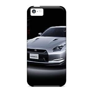 New Nissan Gt R 2 Tpu Case Cover, Anti-scratch GtzQHNW5800sxmtI Phone Case For Iphone 5c