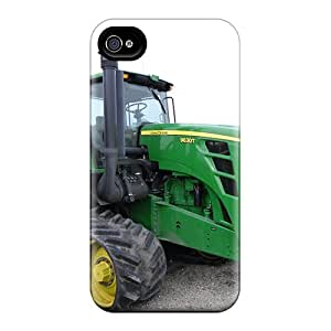 Scratch Protection Hard Phone Cases For Iphone 6plus With Custom High-definition John Deere 9630t Pattern MansourMurray