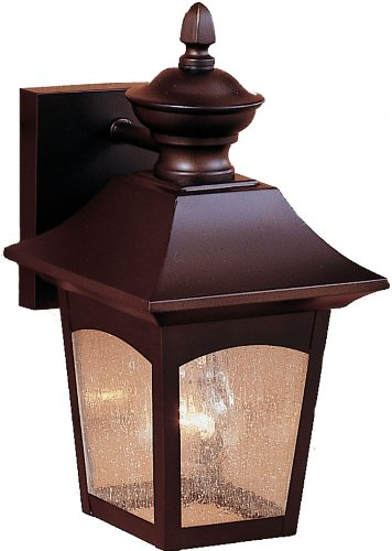Murray Feiss OL1000ORB Homestead Outdoor Wall Sconce Lighting, 60W Total, Bronze