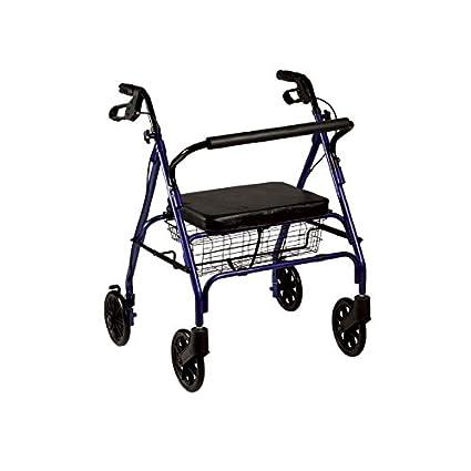 Andador de ruedas bariátrica: Amazon.es: Salud y cuidado ...