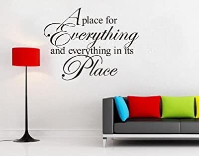 Vinyl Wall Decal Inspirational Quotes