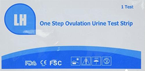 Wondfo 100  Ovulation Tests + 20  Pregnancy Test Strip Combo