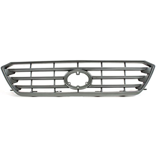 Elite7 Front Grille Replacement for 08-10 Toyota Highlander TO1200306