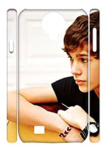 Austin Mahone Samsung Galaxy S4 Durable Hard Plastic Case Cover Custom DIY.