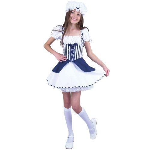 Little Bo Peep Costumes Kids (Little Bo Peep Child Costume (Large 10-12))