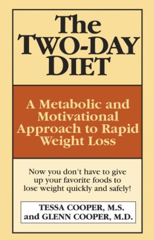 the two day diet book