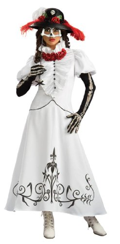Rubie's Costume Co Skeleton Bride Costume, Large, Large
