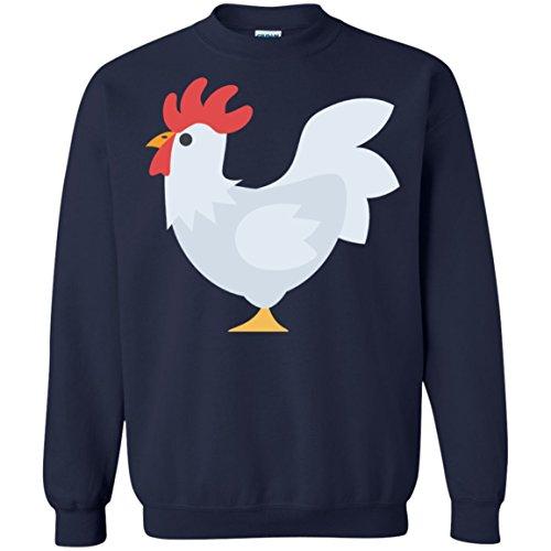 ThatMerch Store Chicken Emoji Sweatshirt - Buy Online in