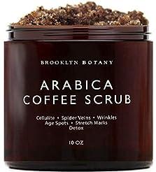 Brooklyn Botany Arabica Coffee Body & Fa...