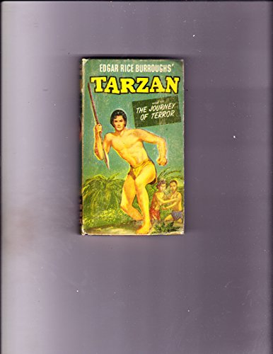 Tarzan amp; The Journey Of Terror 1950 Better Little Book Edgar Rice Burroughs