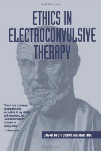 Ethics in Electroconvulsive Therapy