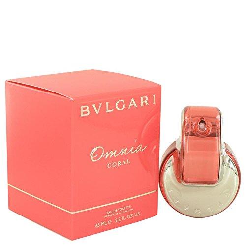 Bvlgari Omnia Coral Eau de Toilette Spray for Women 2.2 - Black Women For Bvlgari