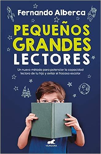 Resultado de imagen de Pequeños grandes lectores. Fernando Alberca