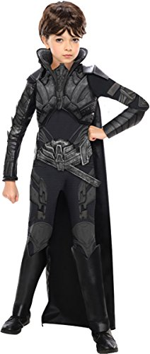 Girl's Costume: Faora Deluxe- Large -