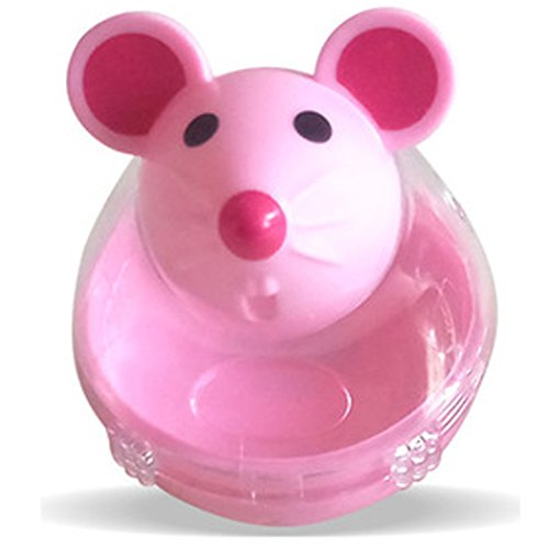 Legendog Cat Food Ball Dispensing Pet Toy Slow Feed Mice Tum