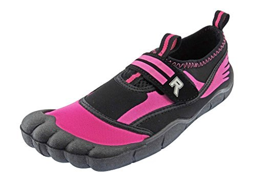 Best Rockin Footwear Womens Water Shoes - Rockin Footwear Womens Aqua Foot Aqua