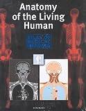 The Anatomy of the Living Body, Koenemann Inc. Staff, 3829042647