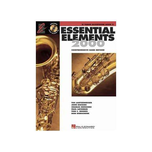 2000 Bb Tenor Saxophone - 4