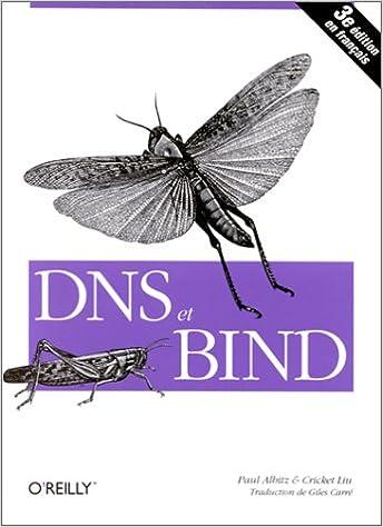 Livre gratuits DNS  et BIND, 3e édition pdf