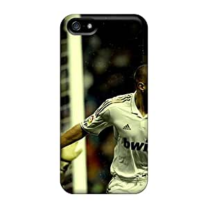 Ideal RoccoAnderson Cases Covers For Iphone 5/5s(the Player Real Madrid Karim Benzema Scored A Goal), Protective Stylish Cases