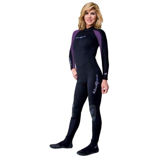 NeoSport Wetsuits Women's Premium 3/2mm Neoprene