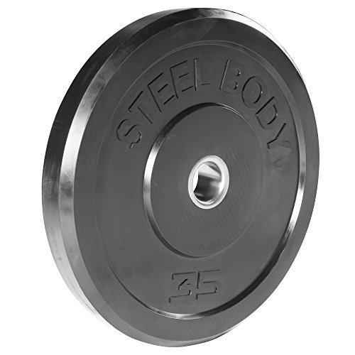 rubber bumper weights - 5